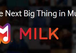 milk music samsung