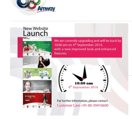 new amway