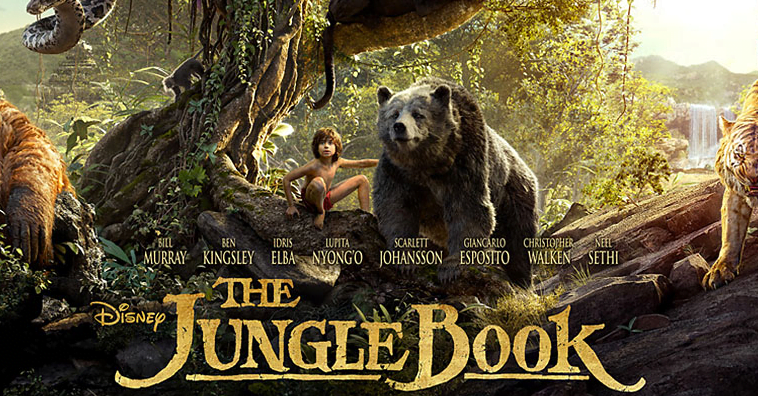 screen the jungle book