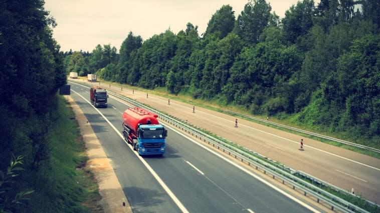 truck road