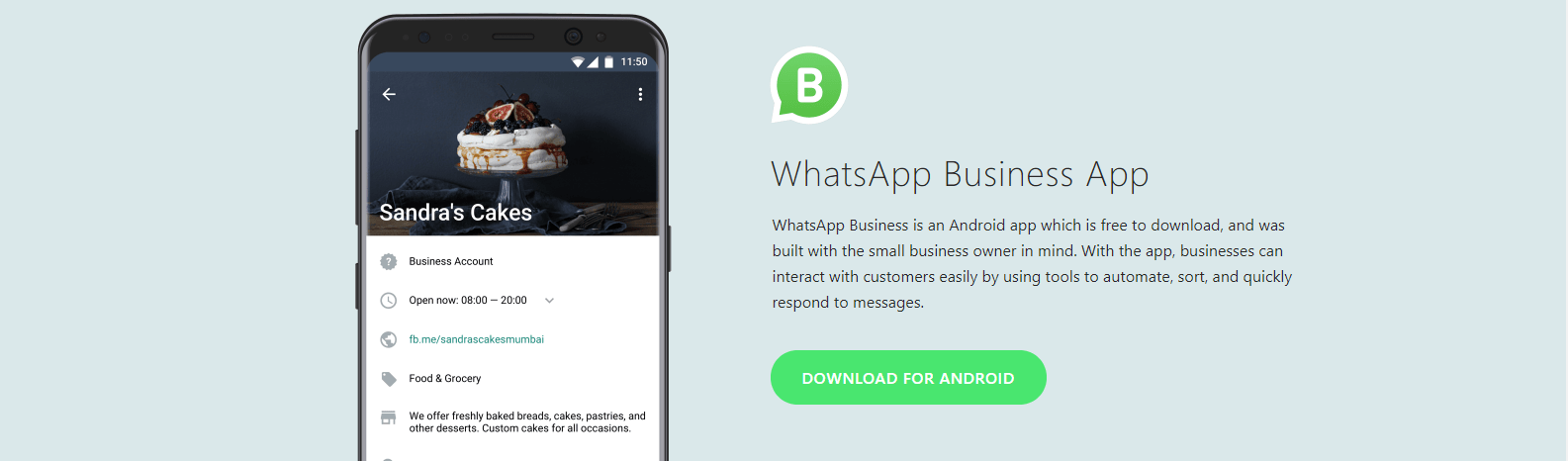 WhatsApp Business Is now available in India
