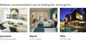 Booking Lets you Book Hotels at Affordable Price