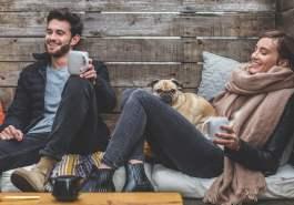 men women coffee