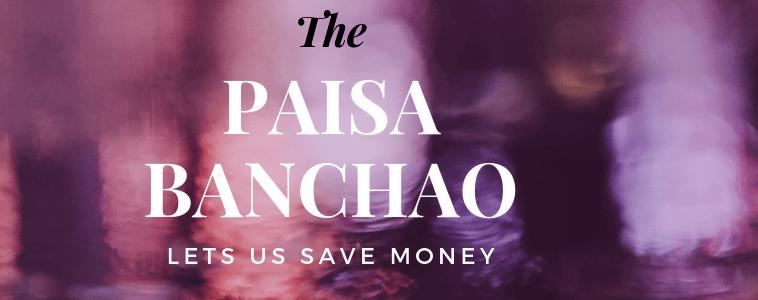 Paisa Banchao Default
