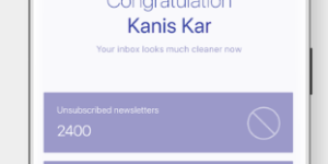 Instaclean Clean & Secure your Mail Inbox