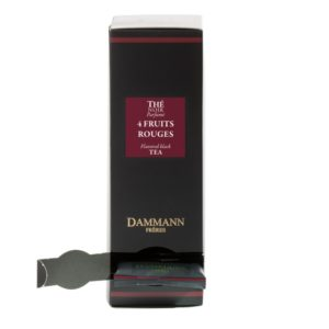 ΤΣΑΙ DAMMANN 4 FRUIT ROUGE 24 Cristal tea bags