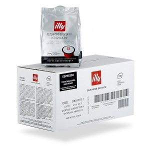 90 ΚΑΨΟΥΛΕΣ illy MPS DARK ROASTED