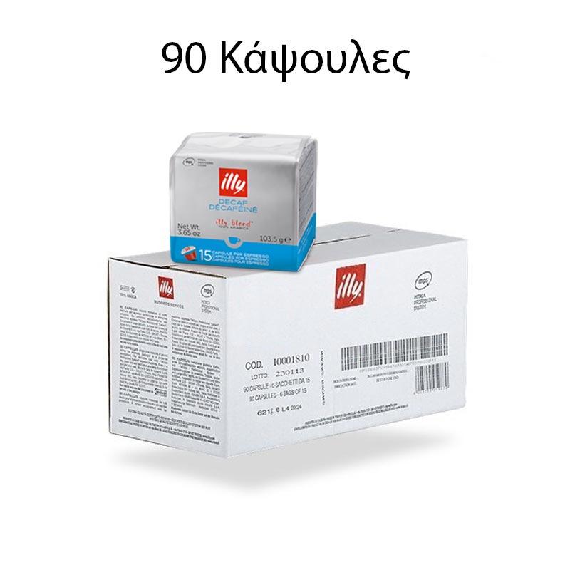 90 mps decaf