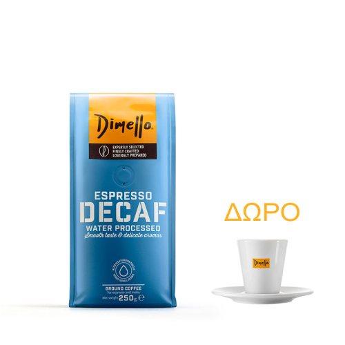 Dimello-decaf-ground-espresso-cup