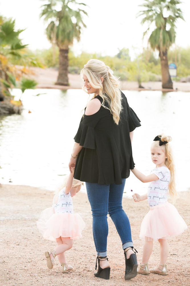 Arizona Mommy Blogger Photo Shoot Espresso Ever After