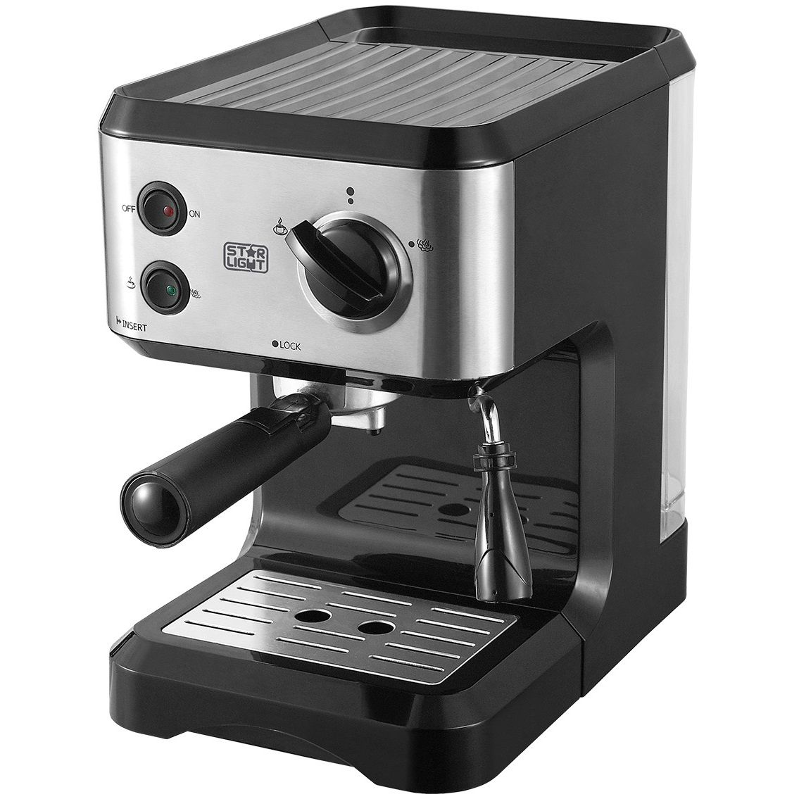 Espressor manual Star-Light EMD-776