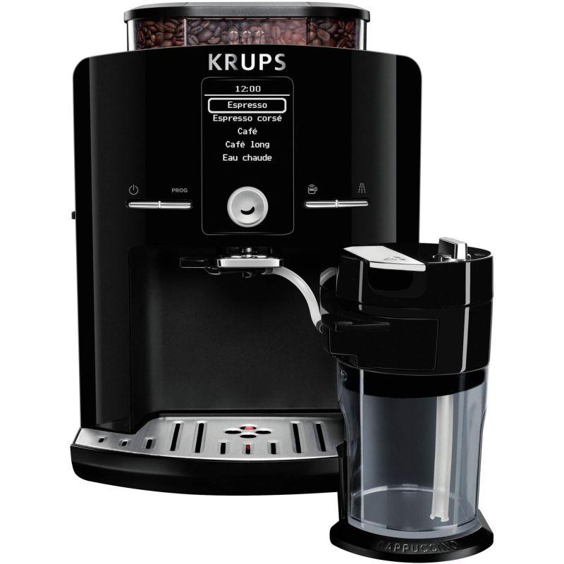 Espressor automat Krups EA829810 – Pareri si pret