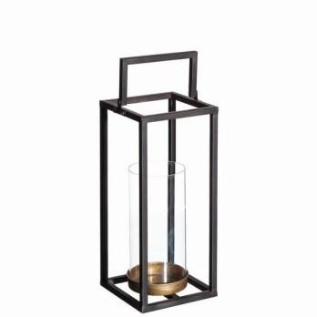 Lanternes style atelier métal