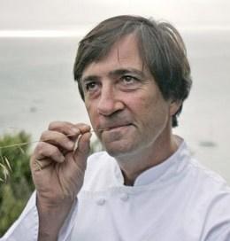 Portrait d'Olivier Roellinger