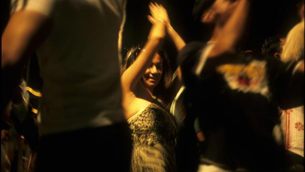 Indienne danse