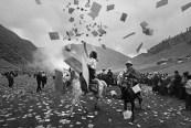 Un fête au Tibet