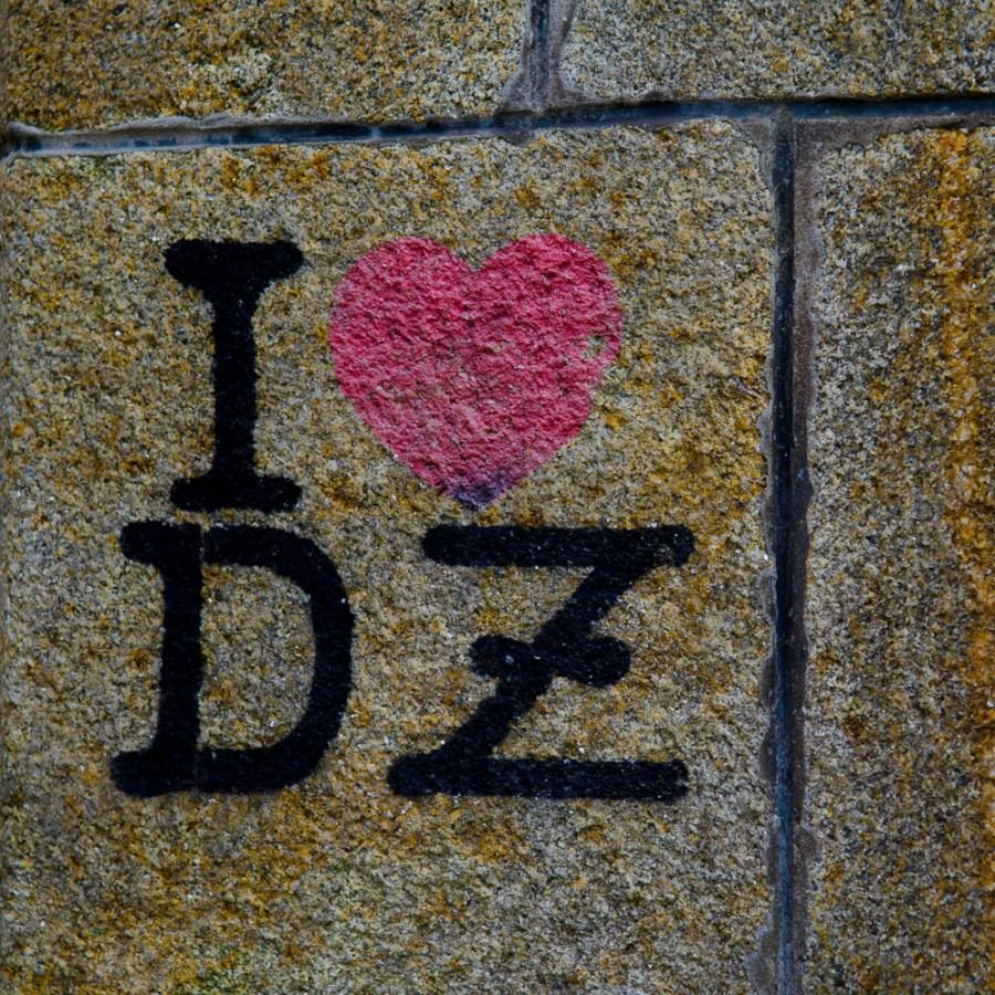 photographie i love Douarnenez