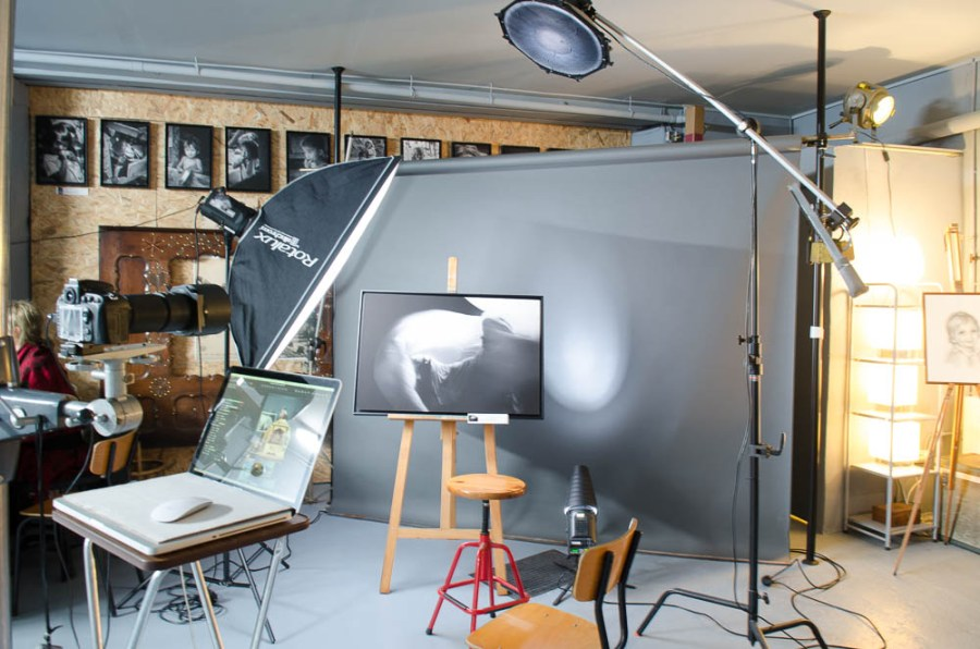 Atelier Imagin-arts du photographe Arnaud Carette