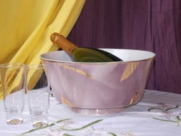 vasque à champagne