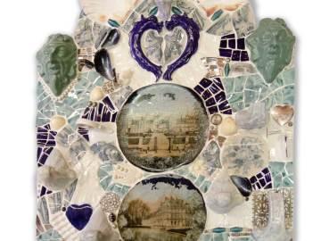 Porte bijoux Mosaïque