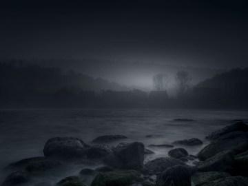 Photographie L'Aube Mystérieuse, photographie de la série Clair obscur