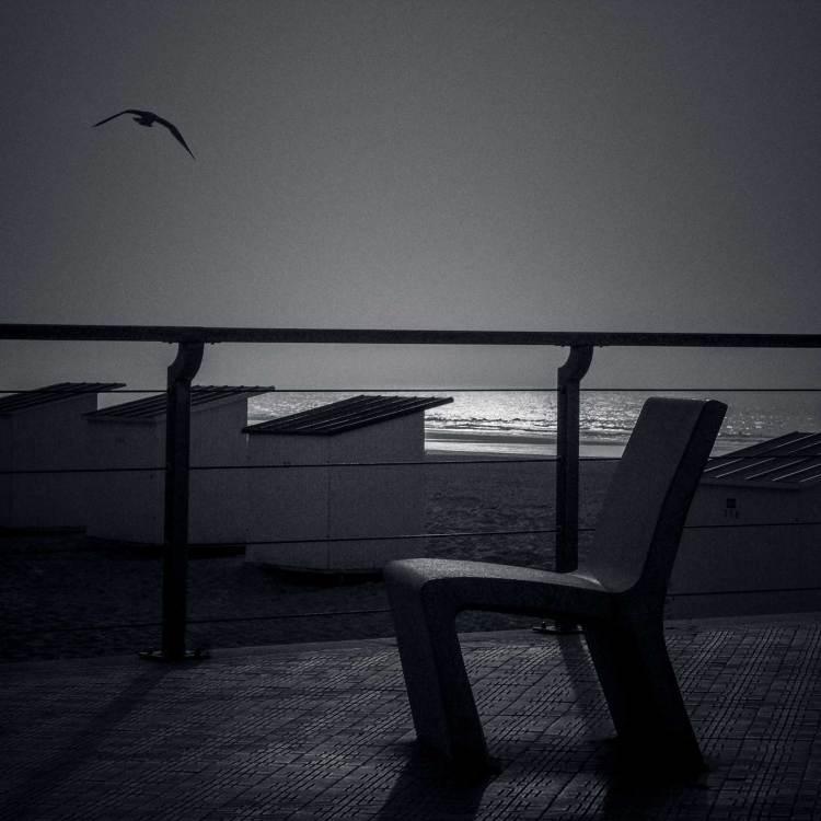 Photographie Ostende pays natal du photographe Arnaud Carette