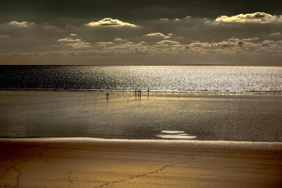 photographie Hocine Saad / Douarnenez/plage 02