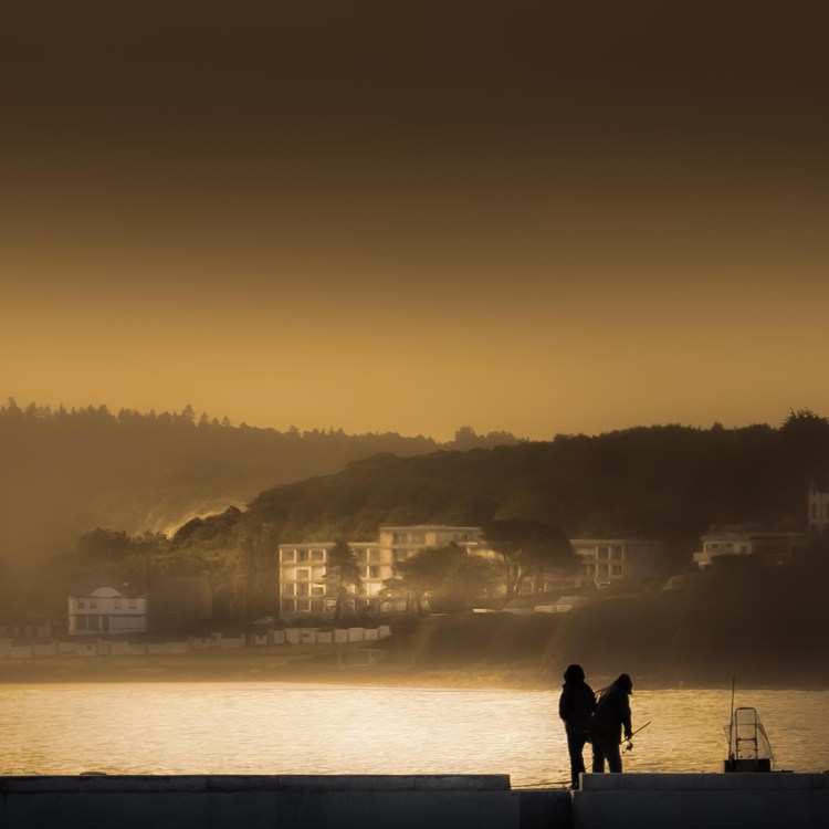 photographie Hocine Saad / ambiance du port 01