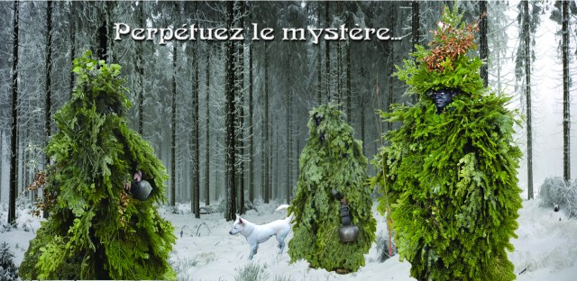 Perpetuer le mystere copy