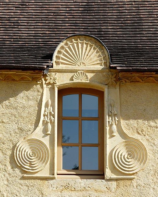 campagne-chateau-communs-fenêtre