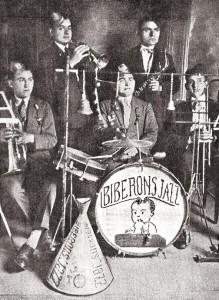 Orchestre Biberons Jazz de Robert Estay à Lalinde