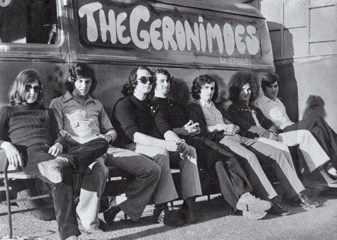 Orchestre Les Genorimoes 1968