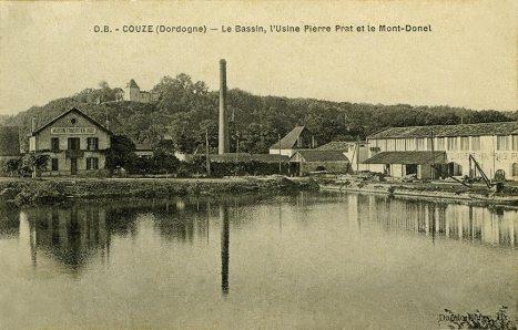 Couze-Mont-Donel-Bassin-Usine-Prat