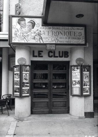 Bergerac 1950, Cinéma Le Club