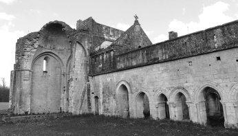 Abbaye-de-Boschaud-Villars
