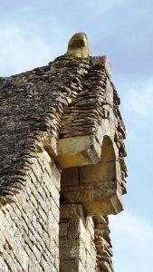 Église de Cussac, l'une des plus anciennes du Périgord