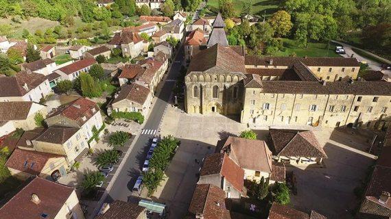 Abbaye de Cadouin, © Au Fil du Temps