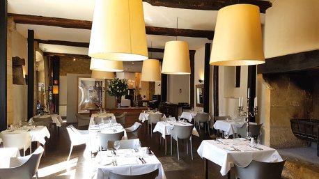 Chateau-les-Merles-Salle-de-Restaurant