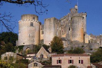 Le Château de Bonaguil en Lot-et-Garonne