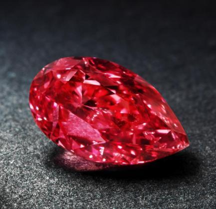Diamant Rouge Production Crédit mine d'Argyle