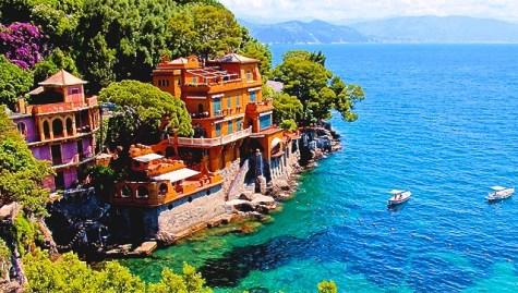 Portofino © Voyage Bohème Chic