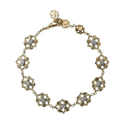 "Bracelet ""Opéra"" Or, Diamants"