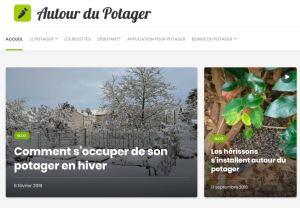 meilleurs blog jardin potager