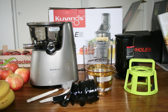 test et avis Kunving's extracteur de jus