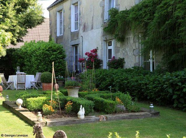 Elle.fr Maison à Saint Denis sur Sarthon