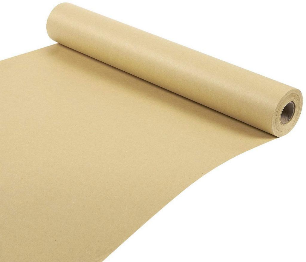 papier kraft pour emballage cadeau simple et écolo