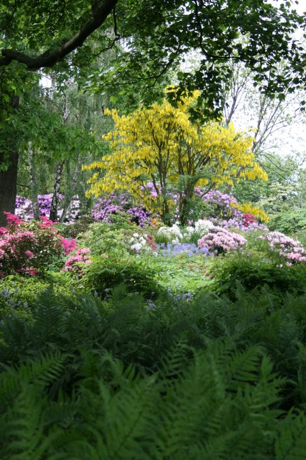 Planten un Blomen Hamburg