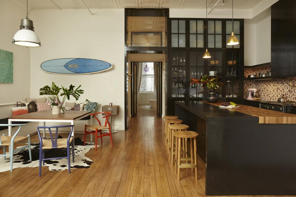 Photo by Mike Garden - Copyright Studio DB New York TriBeCa Loft
