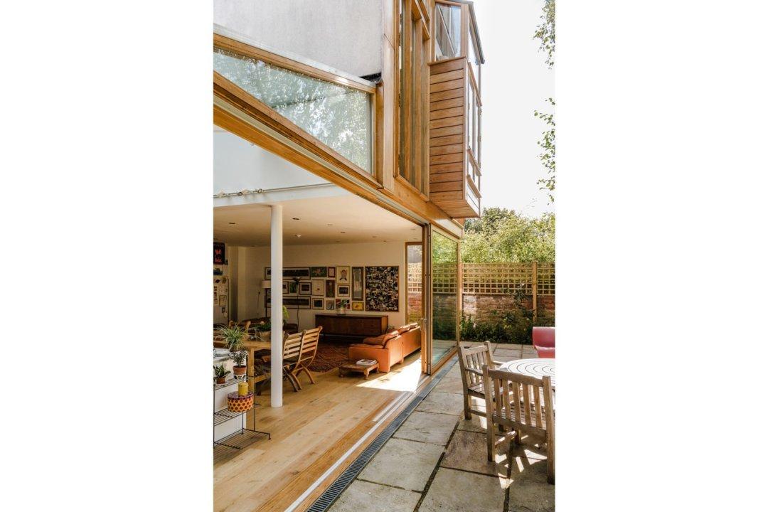 jolie rénovation pleine d'idée déco - crédits photos themodernhouse.com
