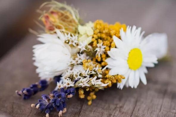Tendance déco 2021: Les fleurs séchées